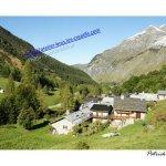 carte postale hameau de friburge par 25