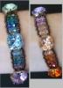 Celestia rainbow bead bracelet pattern
