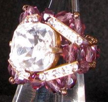 Amethyst Guernesey ring kit