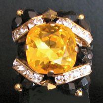 Gold & black Guernesey ring kit