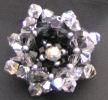 Moorea Night bead ring instructions