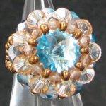 Kit bague mini-Giraglia Turquoise