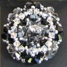 Kit bague Andros Obsidienne