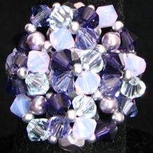 Kit bague Bounty Violet Purple