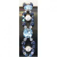 Kit bracelet Glénan bleu