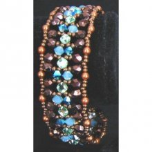 Bracelet Bounty Pacific cuivre en kit
