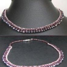 Kit collier Shetland Very Purple