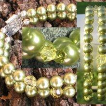 Notice de bracelet oleron vert