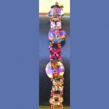 Notice de bracelet tobago boutons Volcano