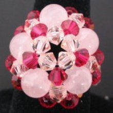 Notice de bague vanua quartz rose