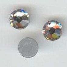 Strass SS16 Crystal  hotfix x12
