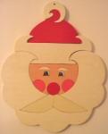 Puzzle en bois Père Noël