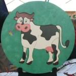 Puzzle de la vache gourmande