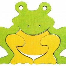 Puzzle La grenouille