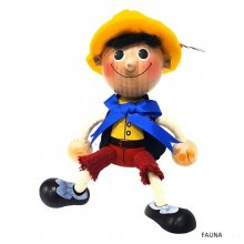 Famille Zébulos : Pinokkio