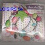 Kit complet bracelet Pop + guide de création