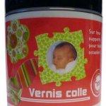 Vernis colle brillant 250 ml