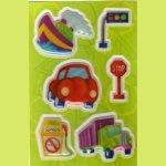 Stickers 3D Auto