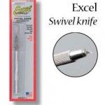 couteau flexible avec lame rotative à 360°    Excel   16004