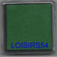 Encreur vert 35 mm pour décoration de cartes