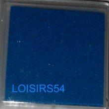 Encreur bleu 35 mm pour décoration de cartes