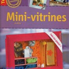 Livre Mini-vitrines à offrir