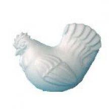 Poule polystyrène 9 cm x 14 cm