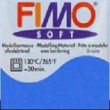 Fimo 56g 033 bleu vif