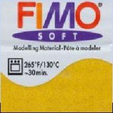 Fimo 56g 112 métallisé or