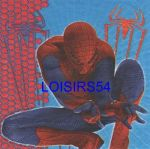 Serviette papier Spiderman