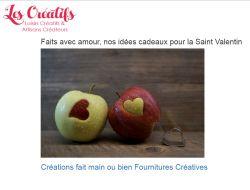 newsletter Saint-Valentin les-creatifs