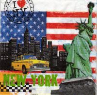 serviette new york