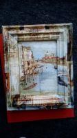 serviettage avec papier Venise