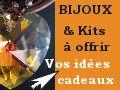 bijoux kits cadeaux à offrir