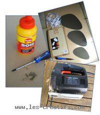 Fabriquer une applique en bois flott for Fabriquer applique bois flotte