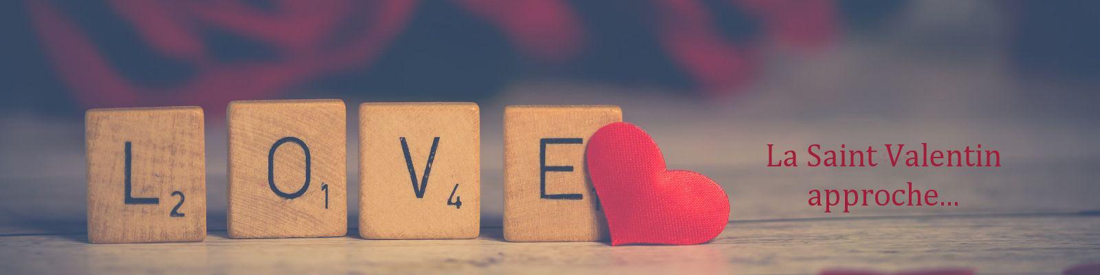 cadeau Fait main Saint Valentin