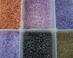 twin beads en diff�rents coloris