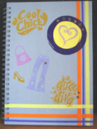 customiser un cahier