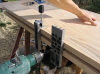 Fabriquer une table commode langer for Fabriquer un pare baignoire