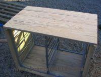 Fabriquer une table commode langer - Fabriquer une table a langer murale ...