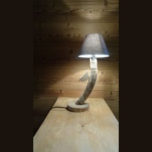 Lampe courbe 'sitelle'