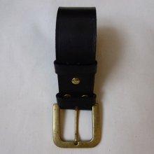 ceinture homme ou femme cuir solide 4 cm