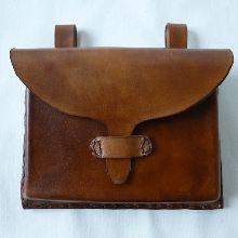 pochette ceinture homme cuir personnalisable