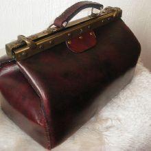 sac de voyage femme cuir artisanal