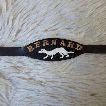 bracelet prénom cuir personnalisable au choix