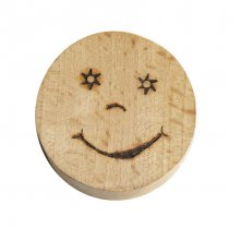 Ouvre bouteille / décapsuleur en bois de hêtre model : smiller