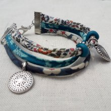 Bracelet multi-rangs Liberty