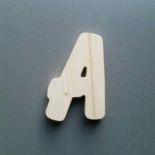 Enseigne en bois modèle BALLOON