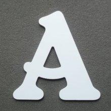 Lettre plastique PVC BELSHAW