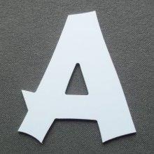 Lettre plastique PVC CANCUN